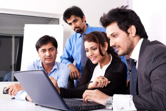 Indian employees | Japanese Language Course Institute