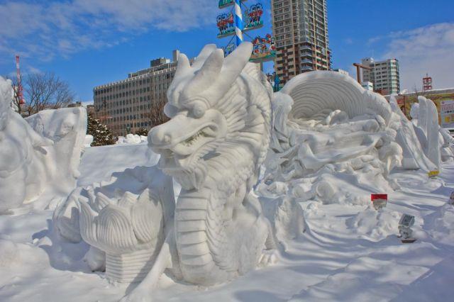 Sapporo Snow Festival | Japanese Language Course Delhi